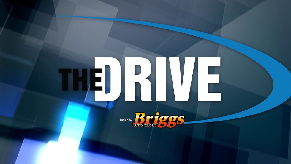 The Drive, Sunday nights at 10:35p.m.