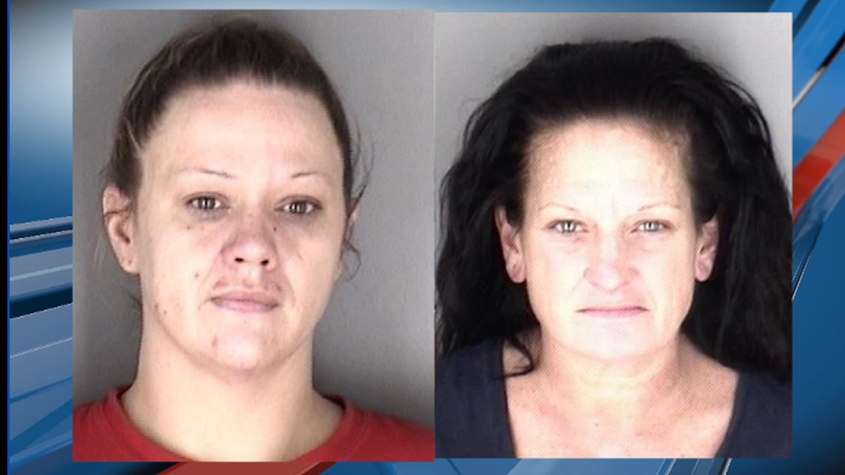 Two people were arrested after police discovered narcotics in a Topeka home.