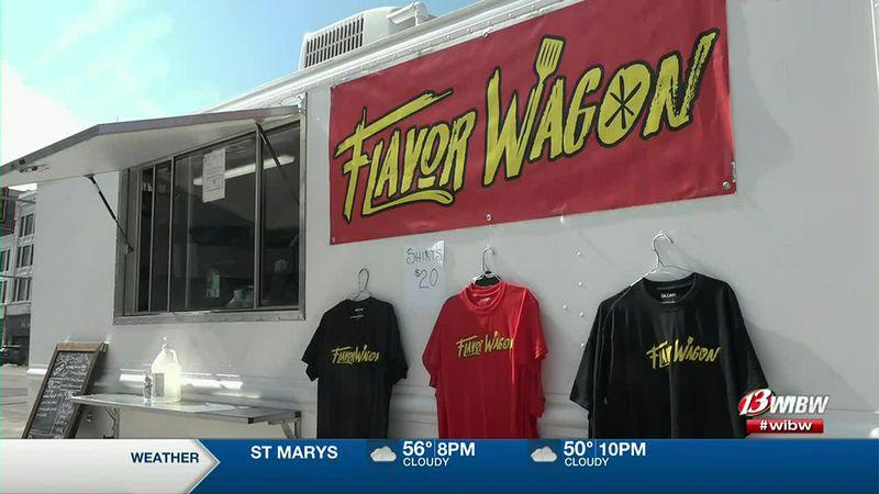 Black food truck and restaurants week here in Topeka
