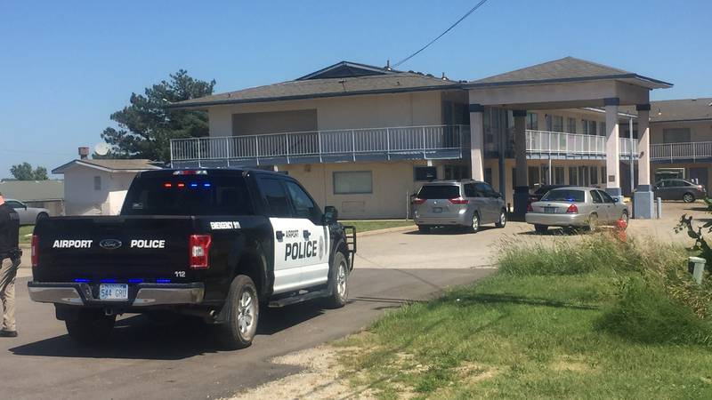 TPD is on the scene of a shooting at Travelers Inn.