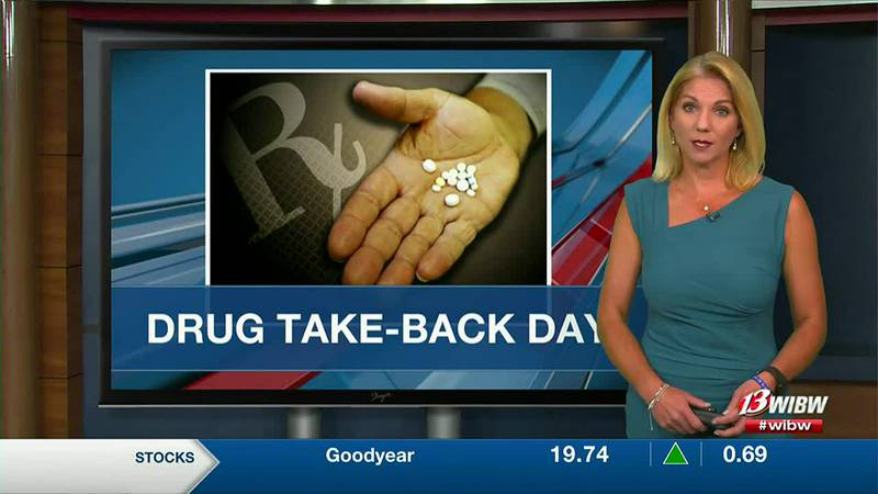 Kansas law enforcement is accepting unused medications part of National Drug Take-Back Day...