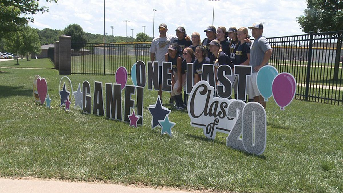 Hayden High was one of over 30 schools that hit the diamond for the first time since the...