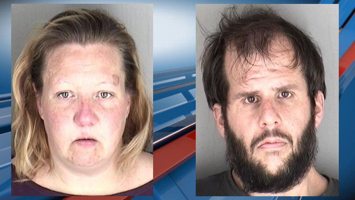 The Topeka Police Department served a narcotics search warrant which ended in the arrest of two Topekans.