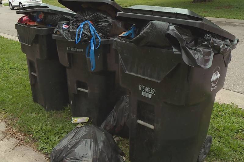 Shawnee County Solid Waste is increasing its trash collection fees in 2022.