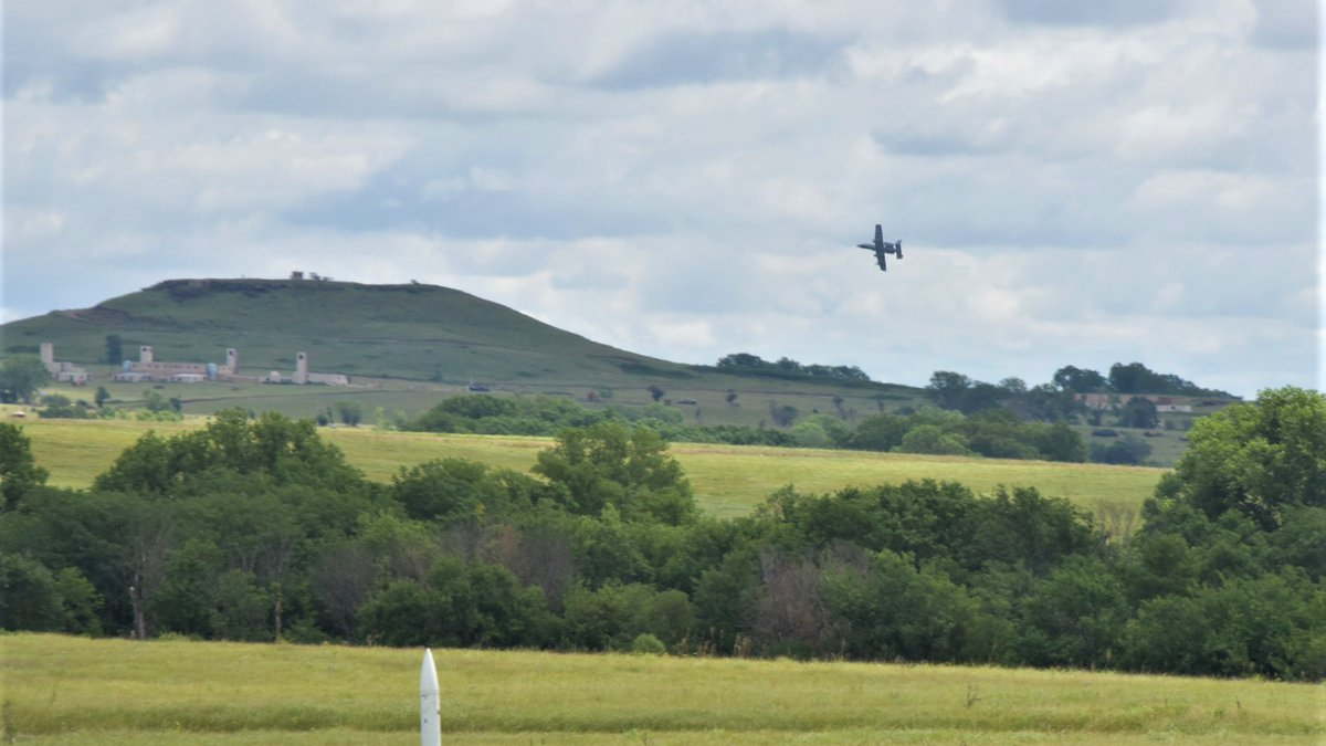 Smoky Hill Air National Guard Range