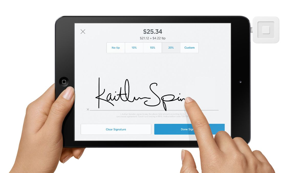 Square is a mobile payment company founded by Twitter CEO Jack Dorsey.