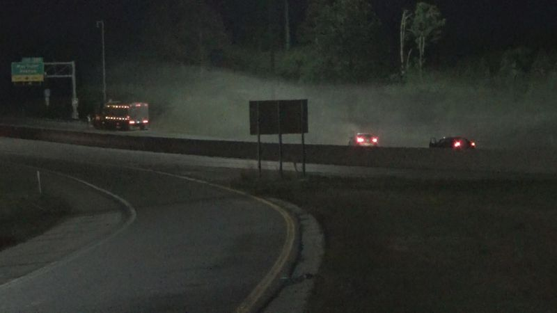 A portion of eastbound Interstate 70 in west Topeka was reopened early Friday after a fatal...