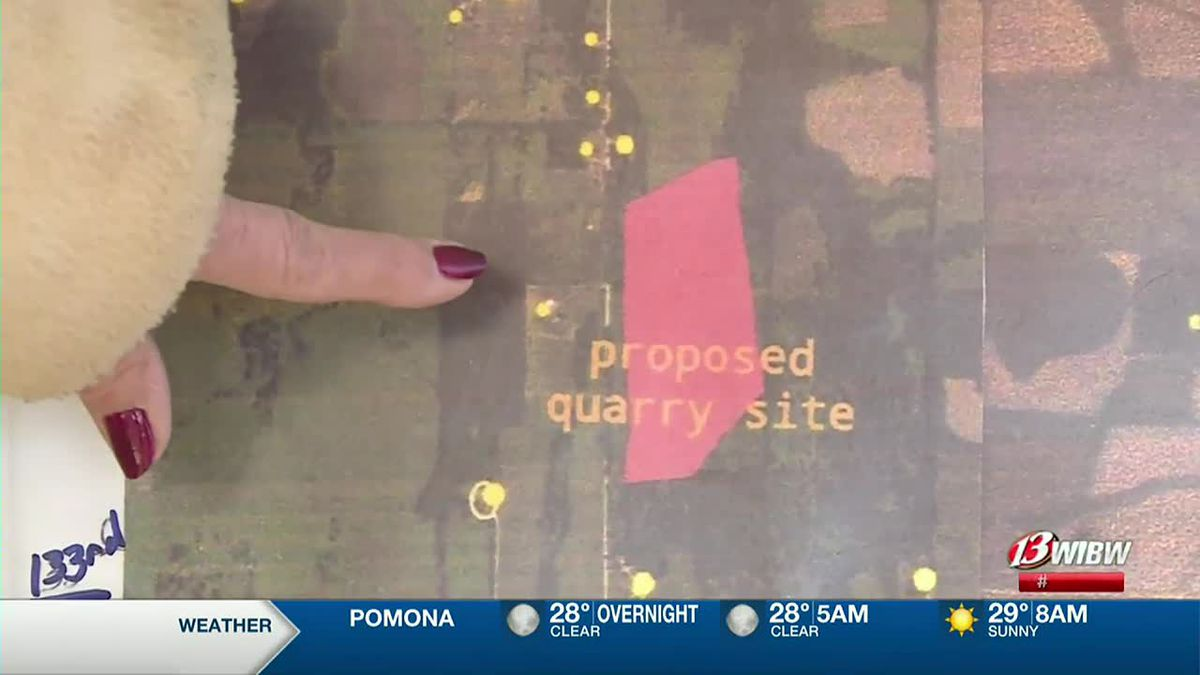 Proposed quarry in Carbondale has residents, city officials concerned