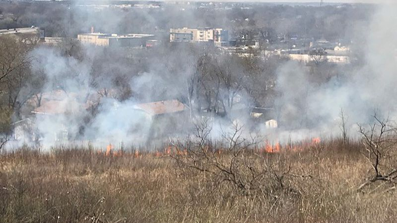 Skyline Park Controlled Burn