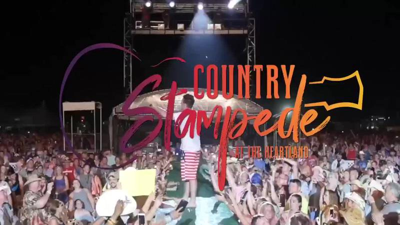 Country Stampede 2022 Introduction Video