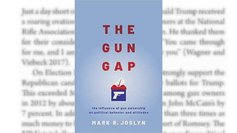 KU professor writes book on gun ownership predicting political behaviors