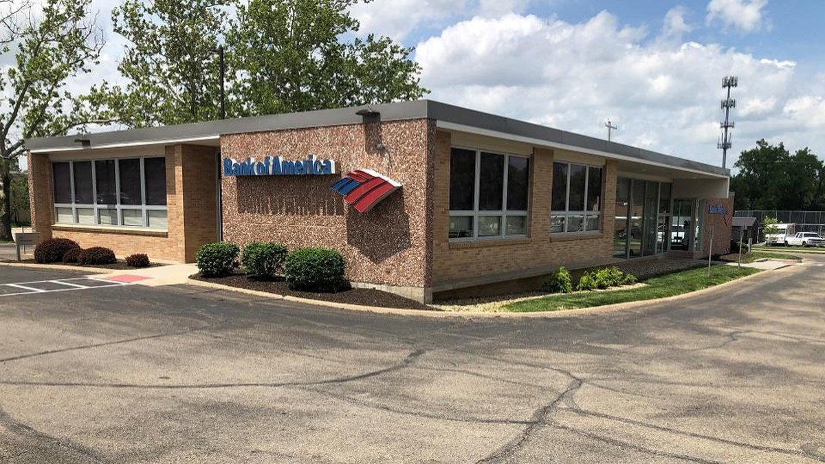 Bank of America is closing all three of its Topeka branches (WIBW/Eric Ives)