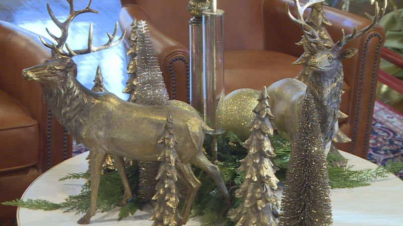 CASA of Shawnee Co. set to host their 33rd annual Homes for the Holidays tour.