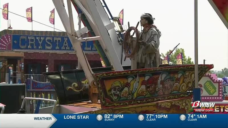Riley County Fair is back in full swing