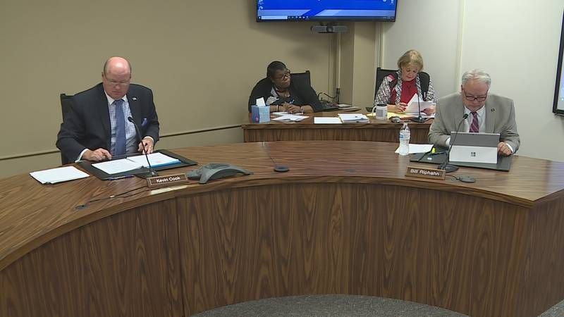 Shawnee Co. Commissioners approve raises for elected and appointed officials during their...