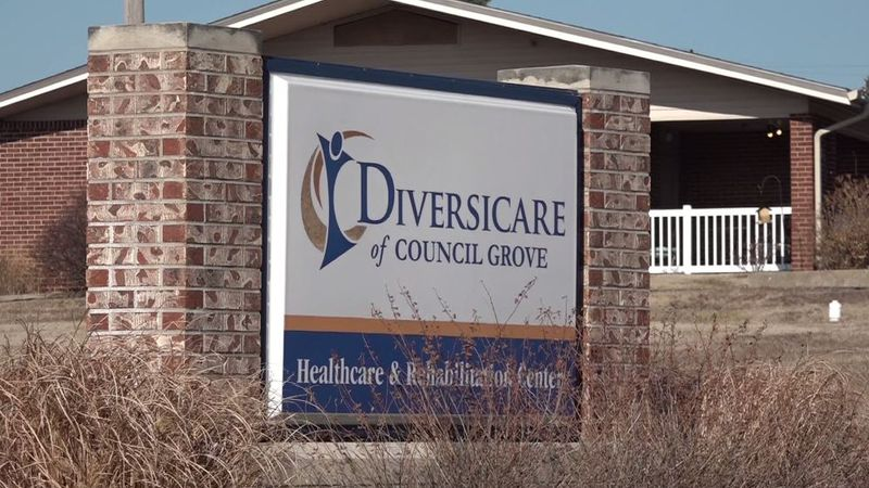 Diversicare of Council Grove on Monday reported COVID-19 cases were holding steady for the past...