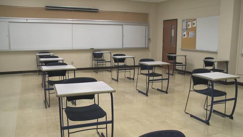 Washburn Classrooms