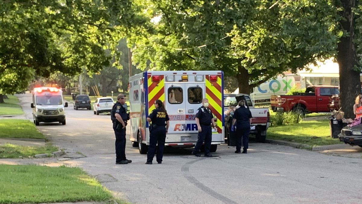 Police are investigating an early morning stabbing that left one person injured.