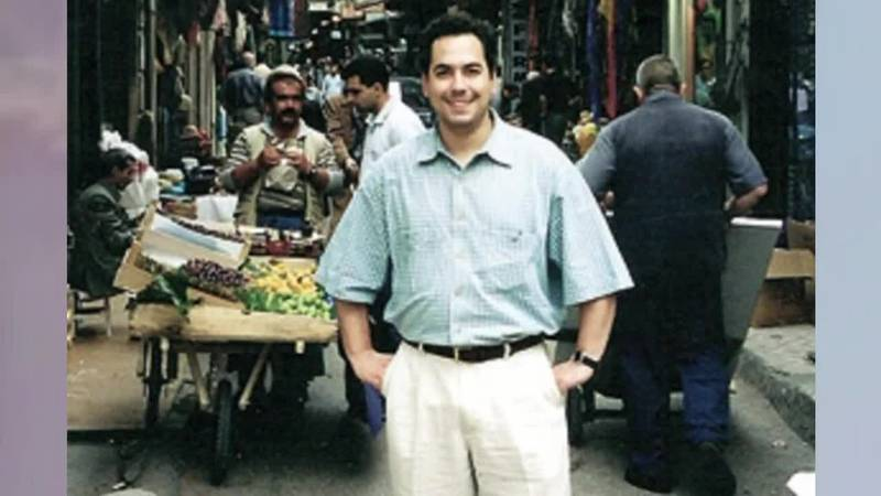 Greg Rodriguez was among those killed at the World Trade Center Sept. 11, 2001.