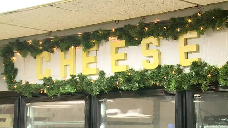 Stumpy's Smoked Cheese has a retail store.