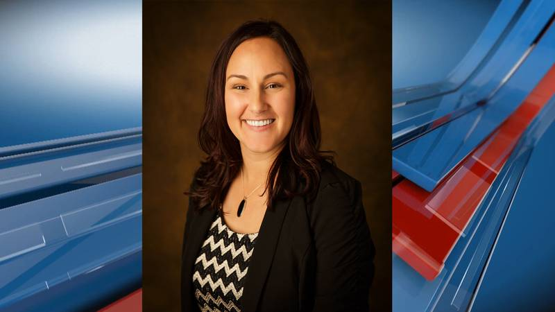 Erin Locke was unanimously voted into the position of Shawnee County Health Officer.