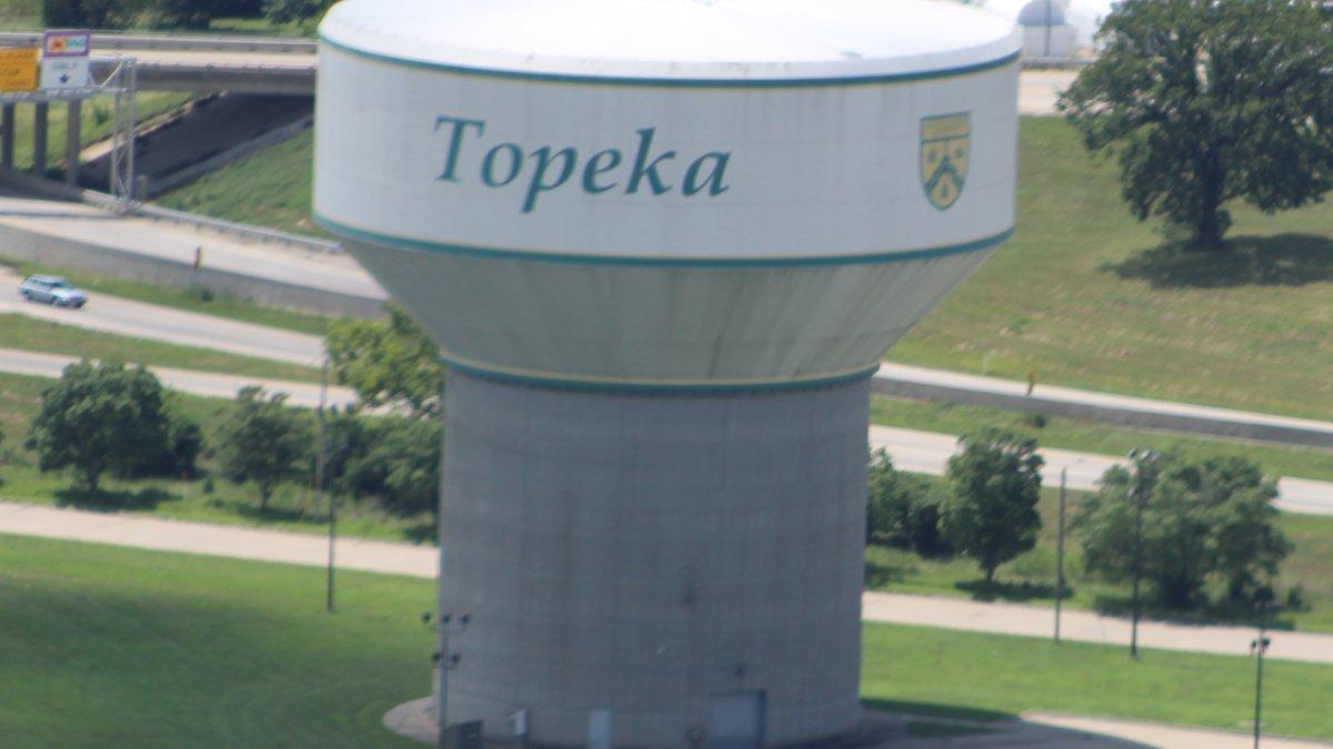 Topeka Water Tower