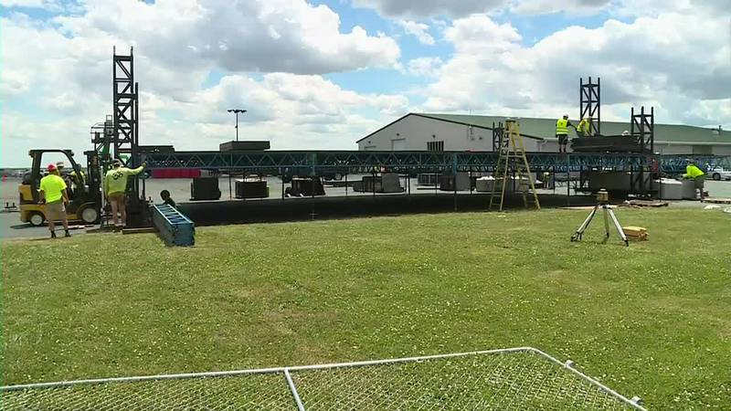The largest country music festival will have fans filling Heartland Motorsports Park later this...