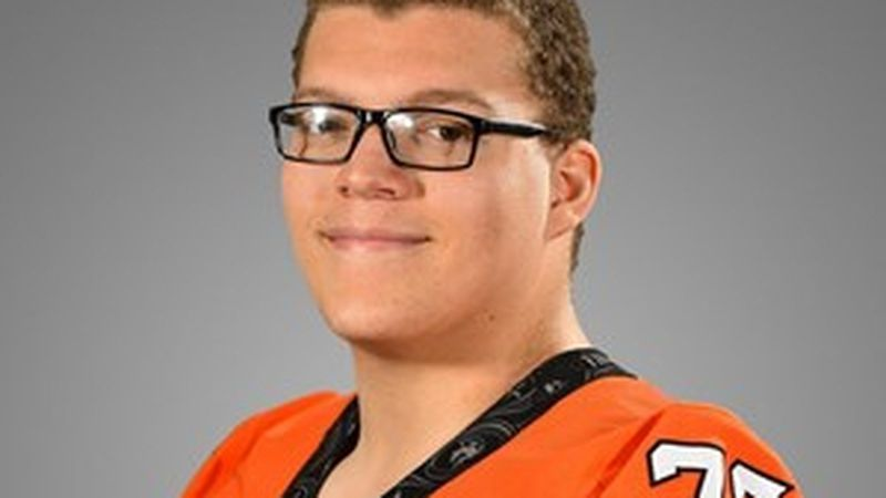 Teven Jenkins roster picture.