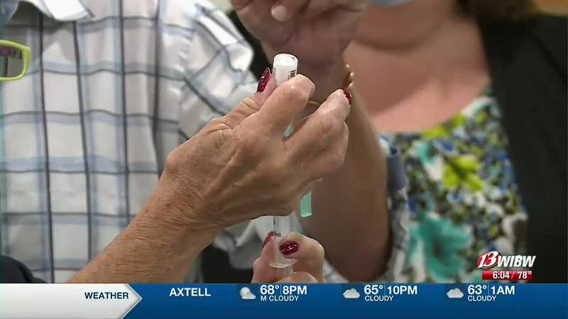 Homestead Assisted Living gives staff and residents their booster shot