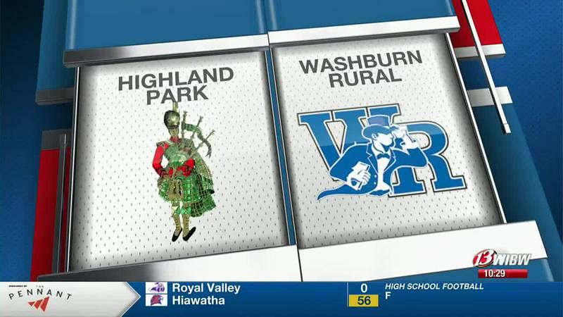 KPZ Week 7: Highland Park 58, WRHS 18