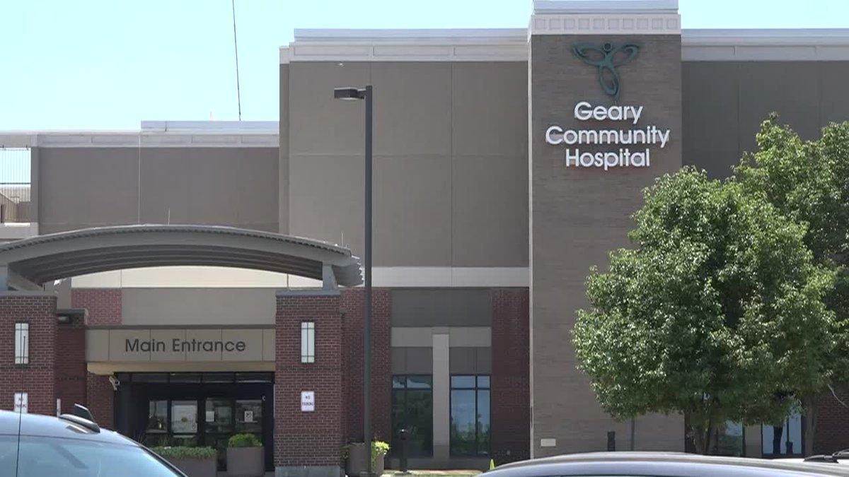 Geary Community Hospital in Junction City, Kansas