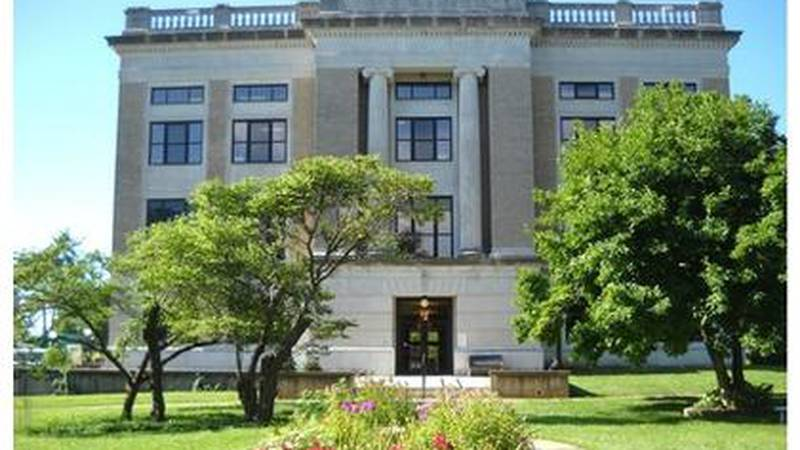 Tours will be offered Saturday of the Jackson County Courthouse, 400 New York Ave. in Holton,...