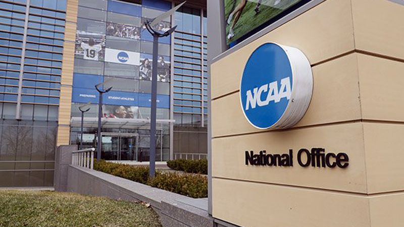 National office of the NCAA.