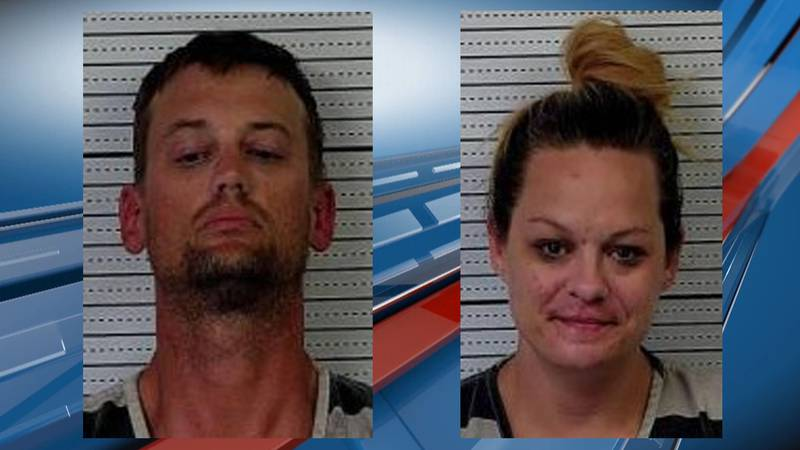 Tracey Myers and Julie Klen, both of Brownfield, Texas, were arrested early Sunday morning in...