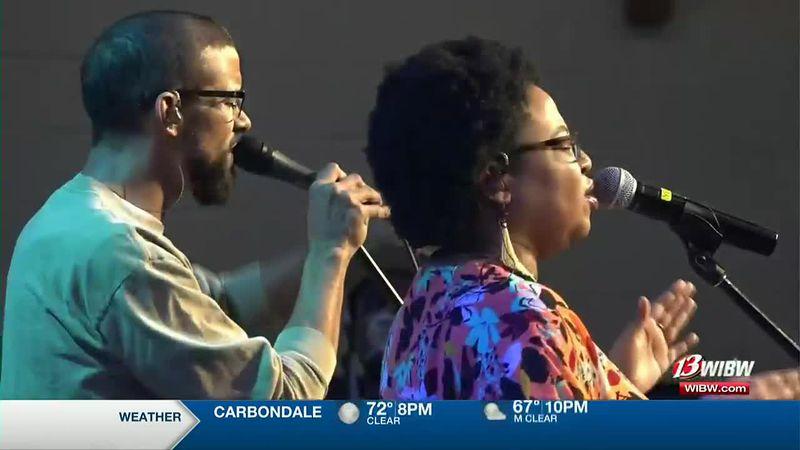 Fellowship Hi-Crest hosts Easter Service