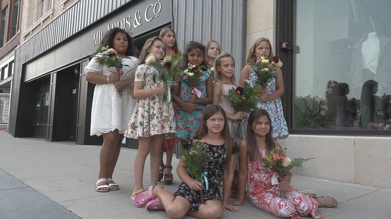 Studio Bloom by Shelley introduces the Junior Bloom Squad