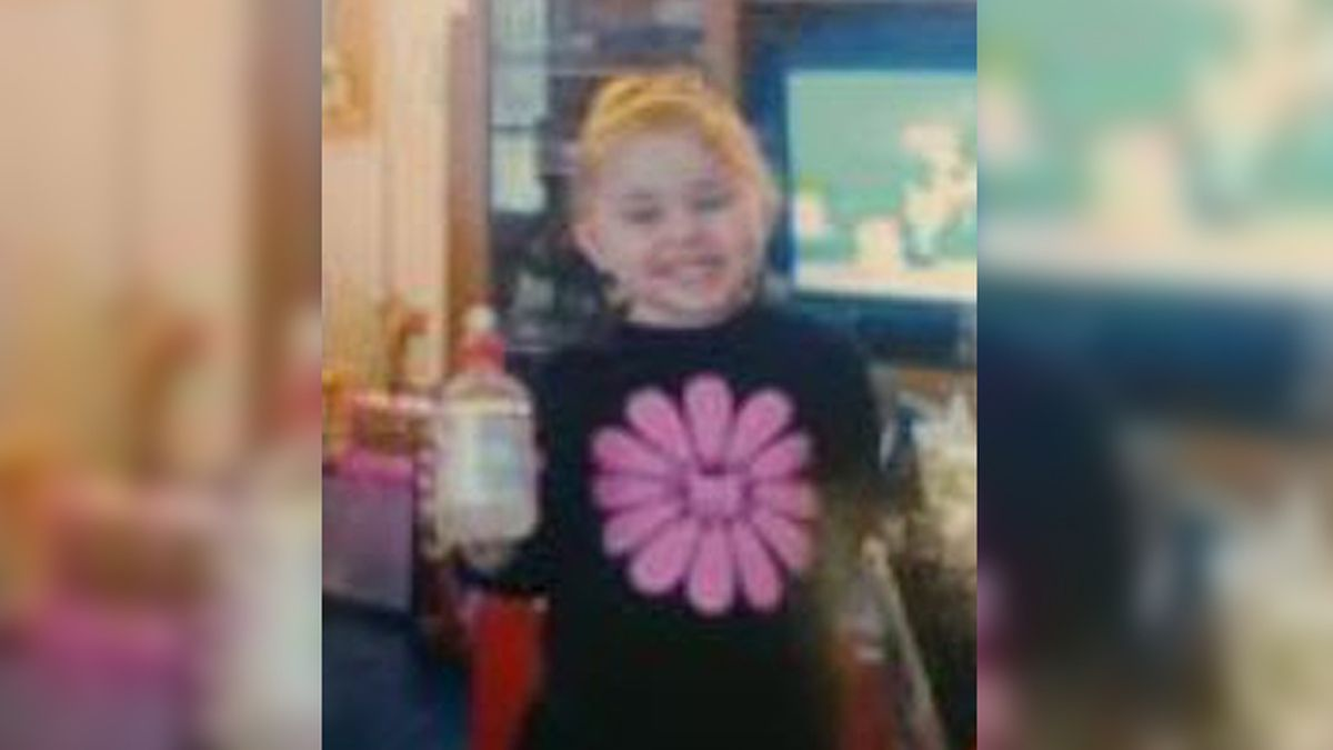 An Amber Alert was issued Friday for Olivia Jansen, 3, from the Kansas City, Kan. area.