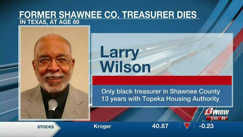 Larry Wilson Dies in Texas