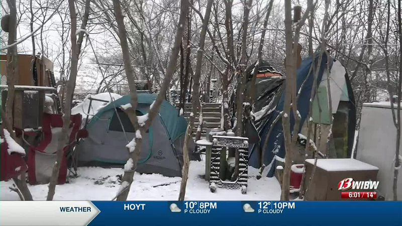 Topeka Rescue Mission prepares for the cold weather ahead