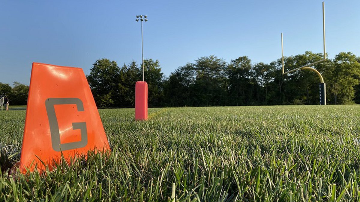 FILE - The field is ready at Valley Falls