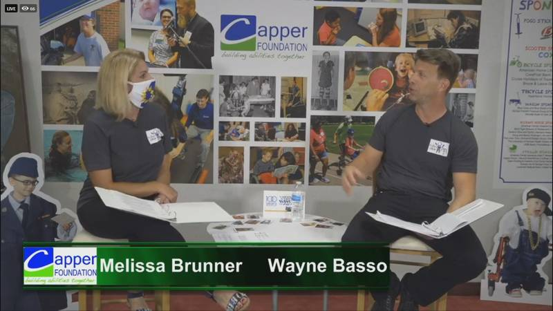 Capper Foundation virtual benefit