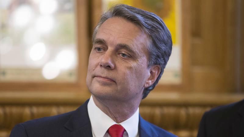 (Travis Heying/The Wichita Eagle via AP)