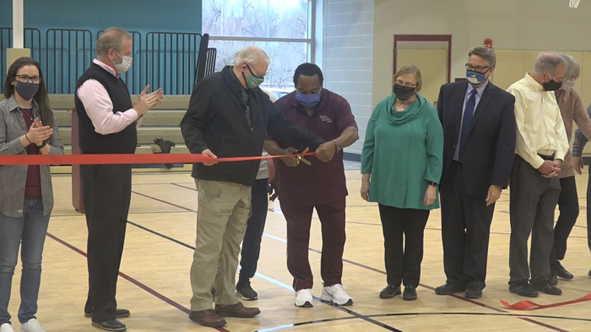 Ribbon-cutting and Grand Opening of Douglass Activity Center in Manhattan