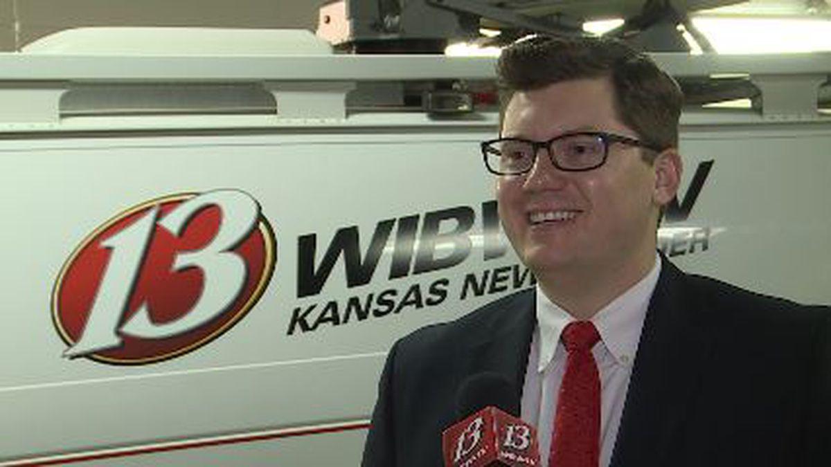 Kansas 2nd District U.S. Representative Jake LaTurner has tested positive for COVID-19,...