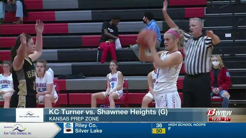 KPZ KC Turner vs Shawnee Heights (G)