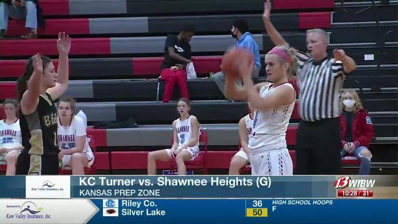 KPZ KC Turner vs Shawnee Heights (G)