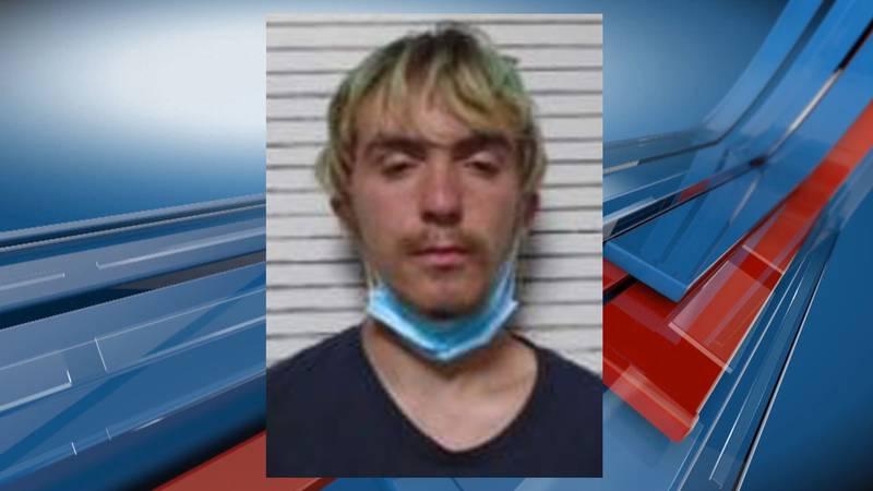 Blake Bowser, 18, of Sabetha was arrested by the Sabetha Police Dept. on July 24, 2021, for rape.