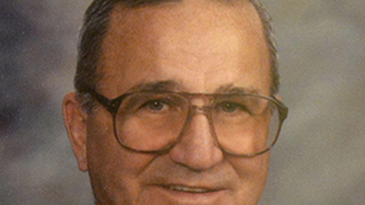 Former Kansas State High Schools Activities Association Executive Director Kaye B. Pearce...