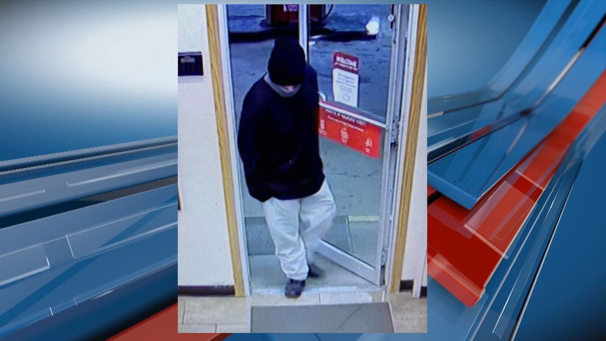 Perry officials are asking for help identifying this person who they say robbed the town's...