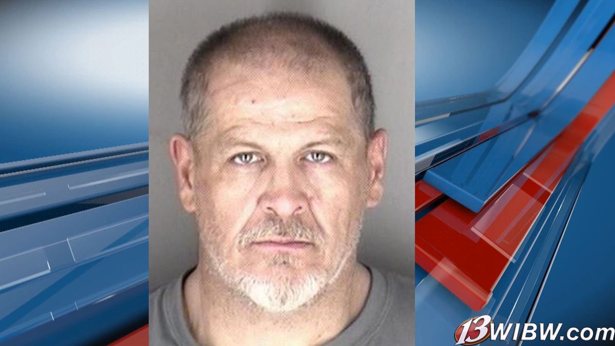 Shawn K. Morris was arrested by the Shawnee Co. Sheriff's Office on Monday.